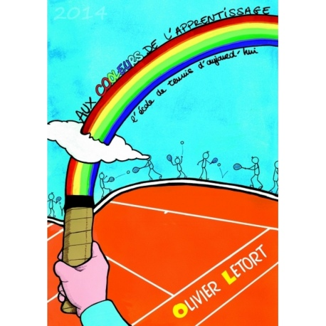 Cooleurs to learning - book Tennis Cooleurs
