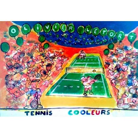 Tennis Cooleurs - ouvrages