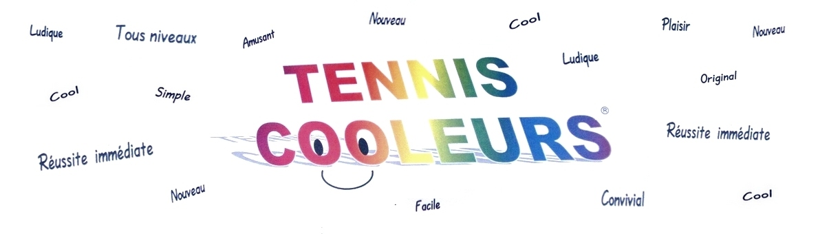 TENNIS COOLEURS