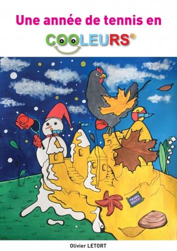 Nouvel ouvrage : Une année de tennis en Cooleurs